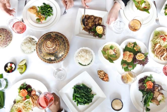Nipa Thai Table